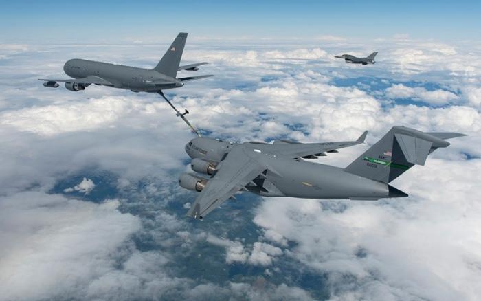 """ישראל העבירה לארה""""ב 'מכתב בקשה' (LOR) לרכש שני מטוסי תדלוק חדישים מדגם KC-46"""