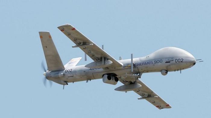 Chile is interested in additional Hermes 900 UAVs