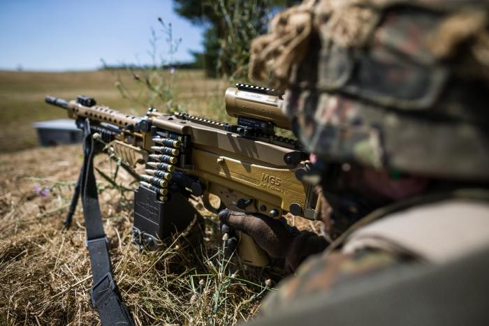 German Army to purchase over 10,000 more MG5 machine guns
