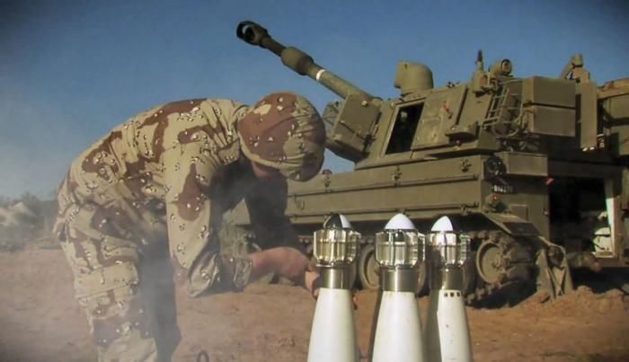 IDF Takes IAI's Topgun Artillery Guidance System into Service