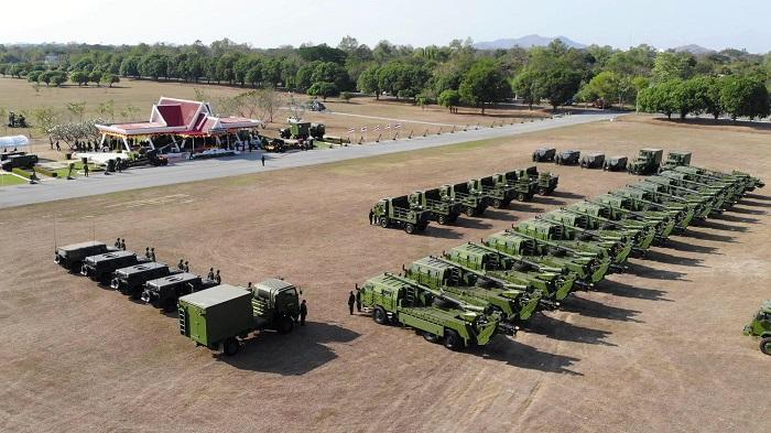 אלביט סיפקה לתאילנד אצווה נוספת של תותחים ומרגמות מדויקות