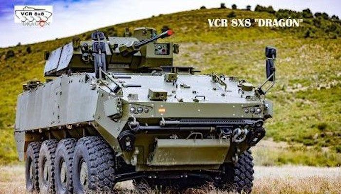 Elbit chosen over Rafael to provide advanced radios for Spanish Army APCs
