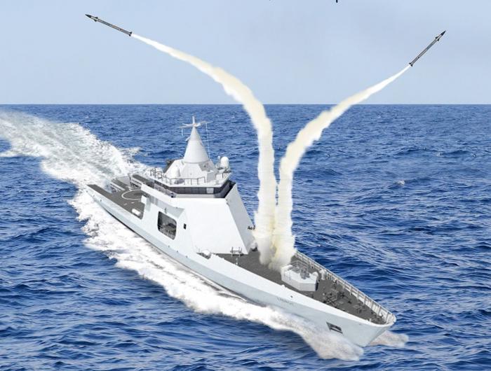רפאל מציעה להודו מערכת כיפת ברזל ימית