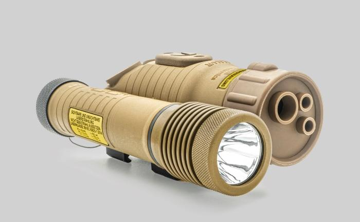 Rheinmetall to supply German Army with laser light modules for small arms