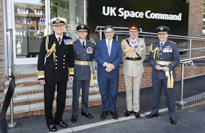 בבריטניה נחנכה מפקדת פיקוד חלל חדשה