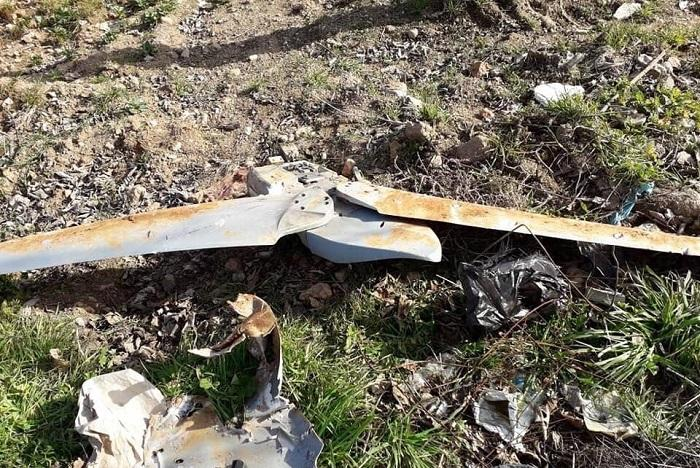 Report: Spice 1000 Guidance Kit Wreckage Found in Syria after Recent Strike