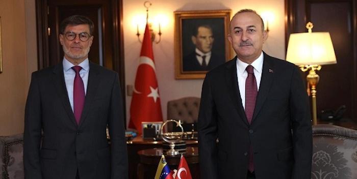 רוצה מנוף על ארה״ב: טורקיה מחממת יחסים עם ונצואלה