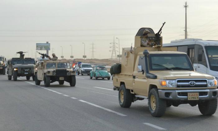 Operation Sinai 2018: Egypt Escalates Military Operations against