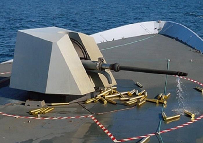 Israeli Navy wants to Acquire Rapid-Fire Guns from Oto Melara
