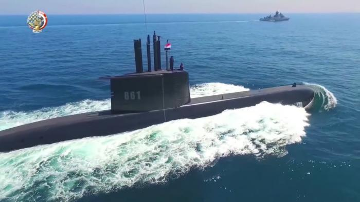 A Threat to Israel: the Egyptian Navy Upgrades its Submarine Warfare Capabilities