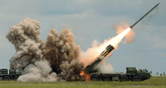 Russian Army to replace its heavy rocket artillery systems
