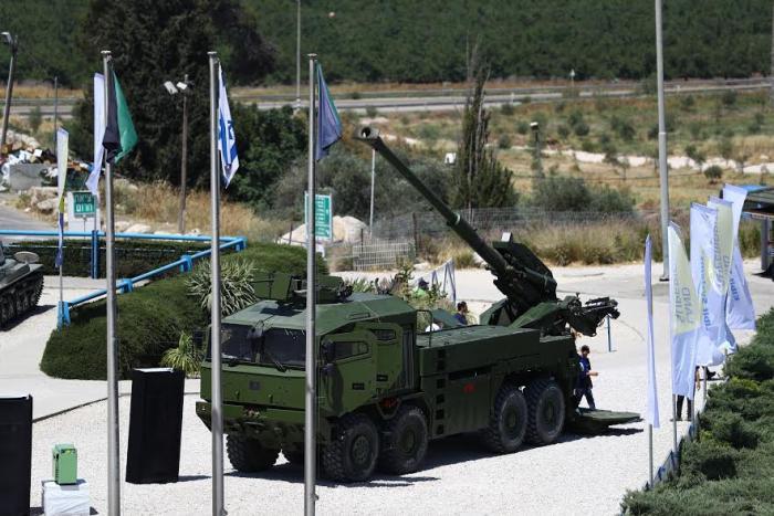 The New IDF Gun Shifts into High Gear