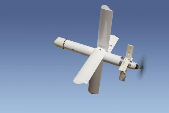 """""""Loitering UAVs are Precision-Guided Missiles"""""""