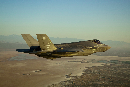 The First F-35 Squadron