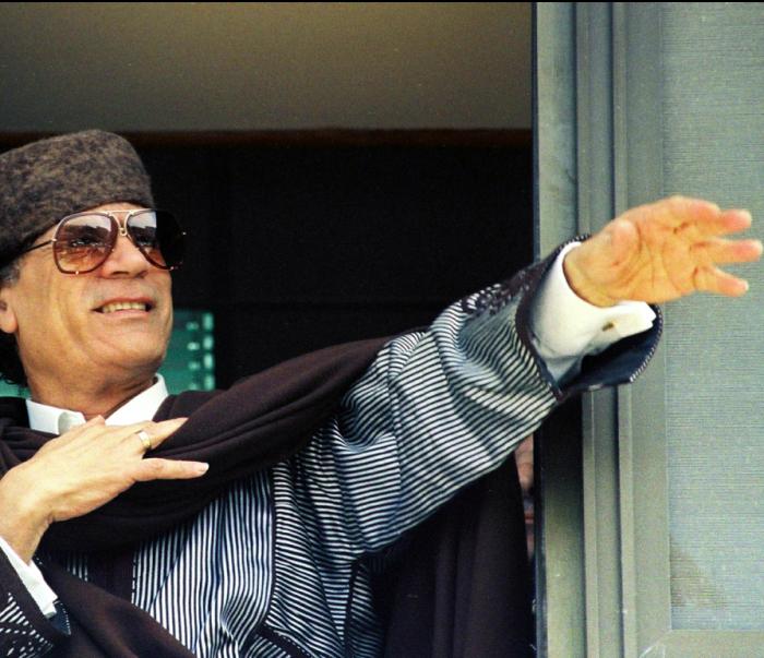 Gaddafi's Mental Follies and Megalomania