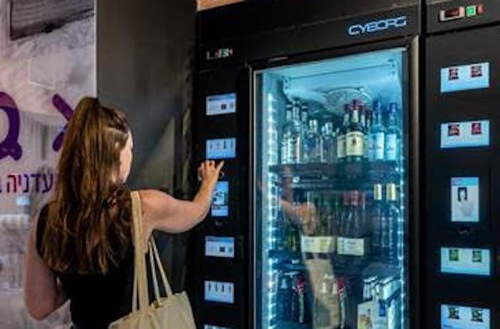 רוצים לקנות אלכוהול? תנו מידע ביומטרי