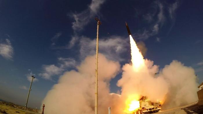 Israel Successfully Test Fires Arrow 3 Missile System