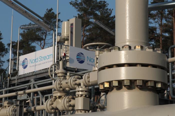 הושלמה הנחת ציור הגז מרוסיה לגרמניה מתחת לים הבלטי