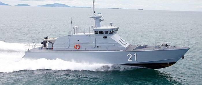 משמר החופים של סעודיה קיבל ספינות סיור חדשות מגרמניה