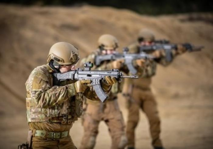 CZ Will Supply the Czech Army with up to 39,000 Small Arms