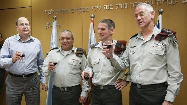 Gadi Eisenkot promoted to lieutenant general – IDF's 21th Chief of Staff