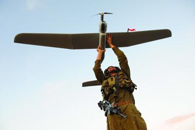 UAVs in Israel's Skies