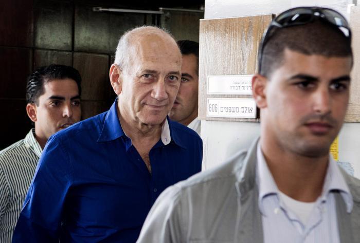 Report: Hezbollah planned to assassinate Ehud Olmert