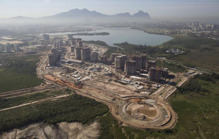 The Leap to Securing the Brazil Olympics