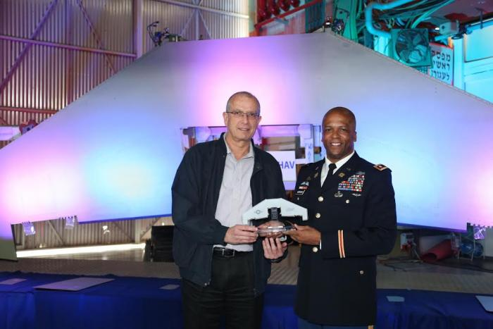 IAI delivered the first replacement wing for the USAF T-38