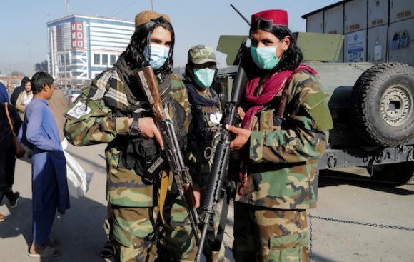 Sino-Russian regional activities after Afghanistan