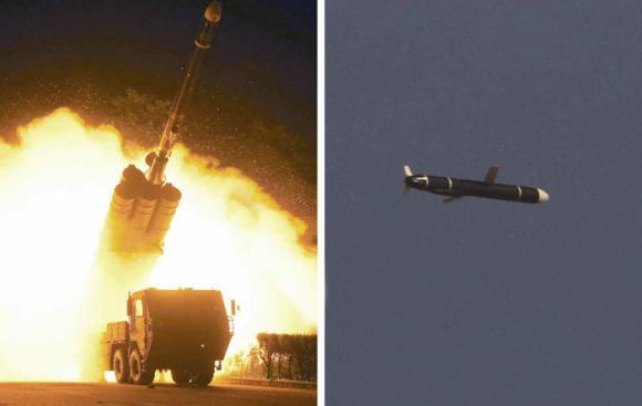 פרשנות | למרות הסנקציות - קוריאה הצפונית ממשיכה להציג פיתוחים בתחום הטילאות