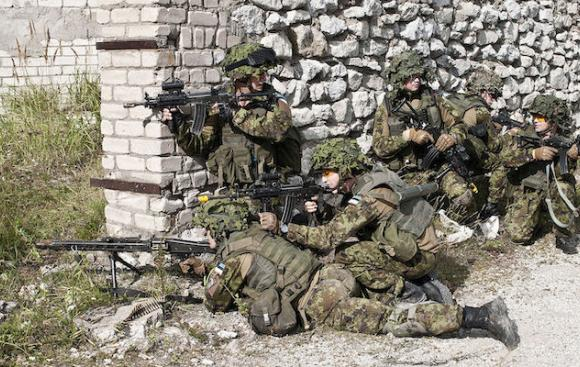 Elbit bidding in tender to supply Estonian army with ammunition