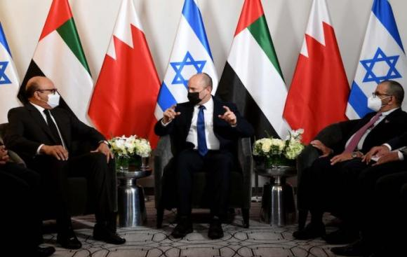 Bennett to the Gulf states: We are stable and we believe in this relationship