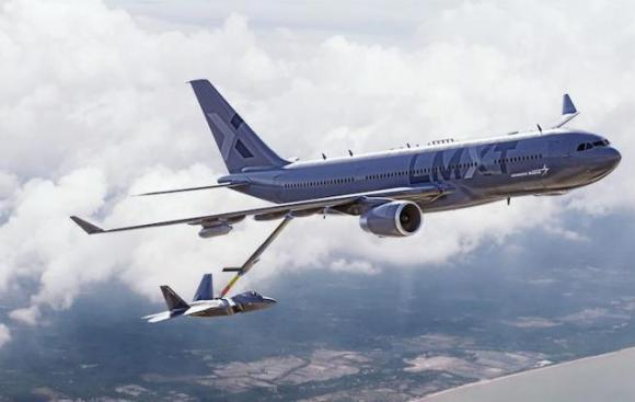 Lockheed Martin develops new aerial refueling tanker