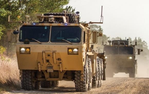 Oshkosh Defense to supply military trucks to Iraq, Malaysia and Lebanon